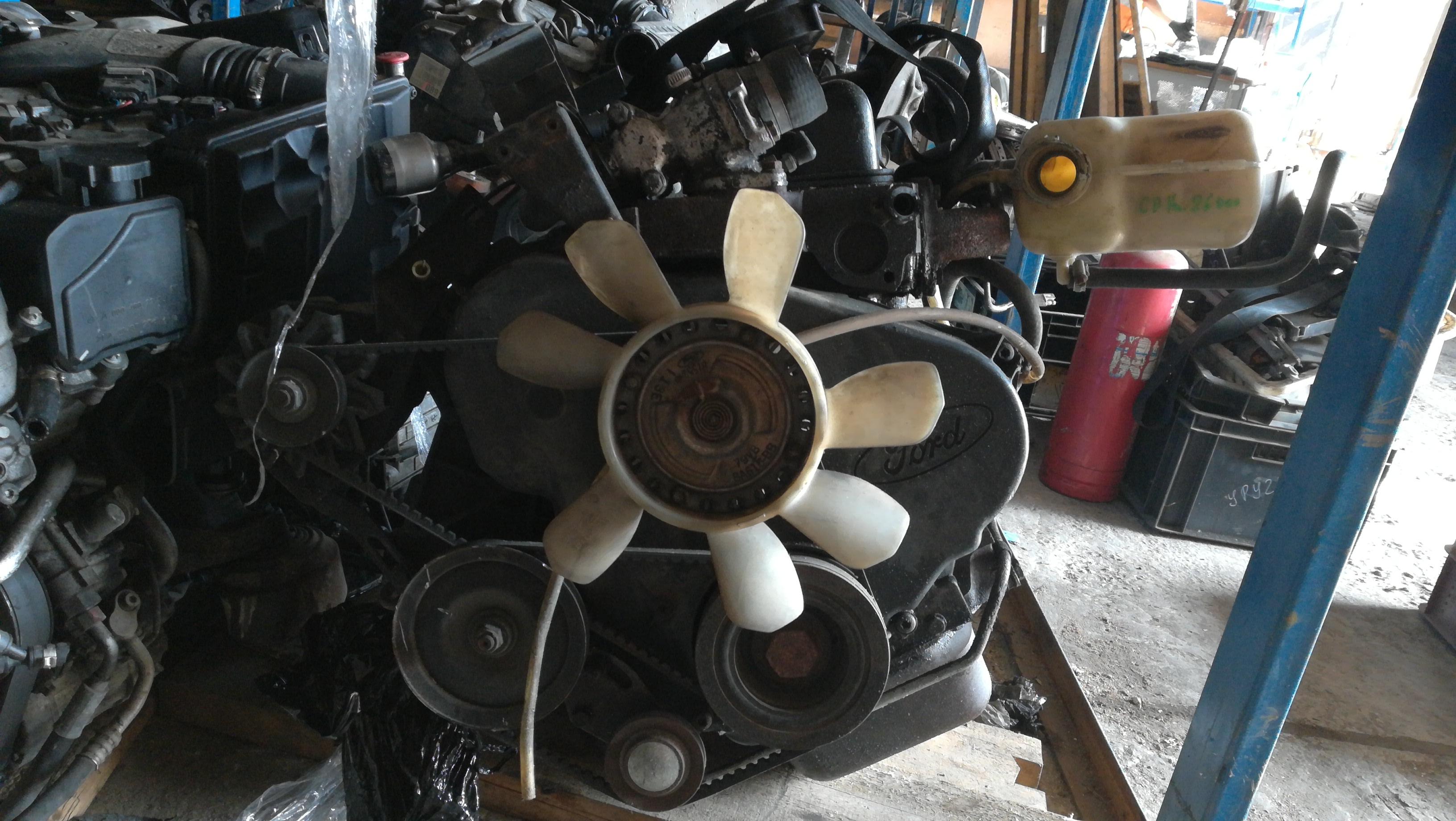 Двигатель дизельный, FORD, TRANSIT 4, 1990