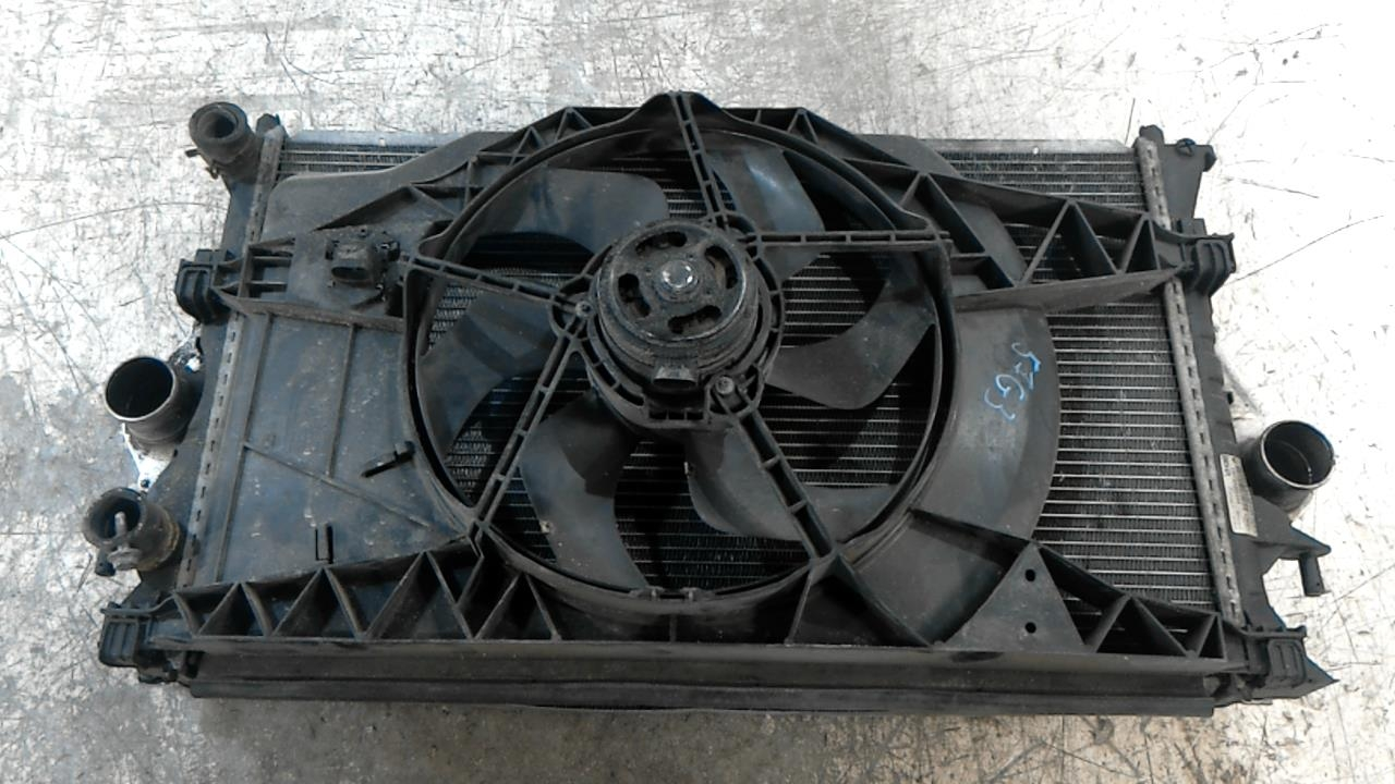 Вентилятор радиатора, RENAULT, ESPACE 4, 2003