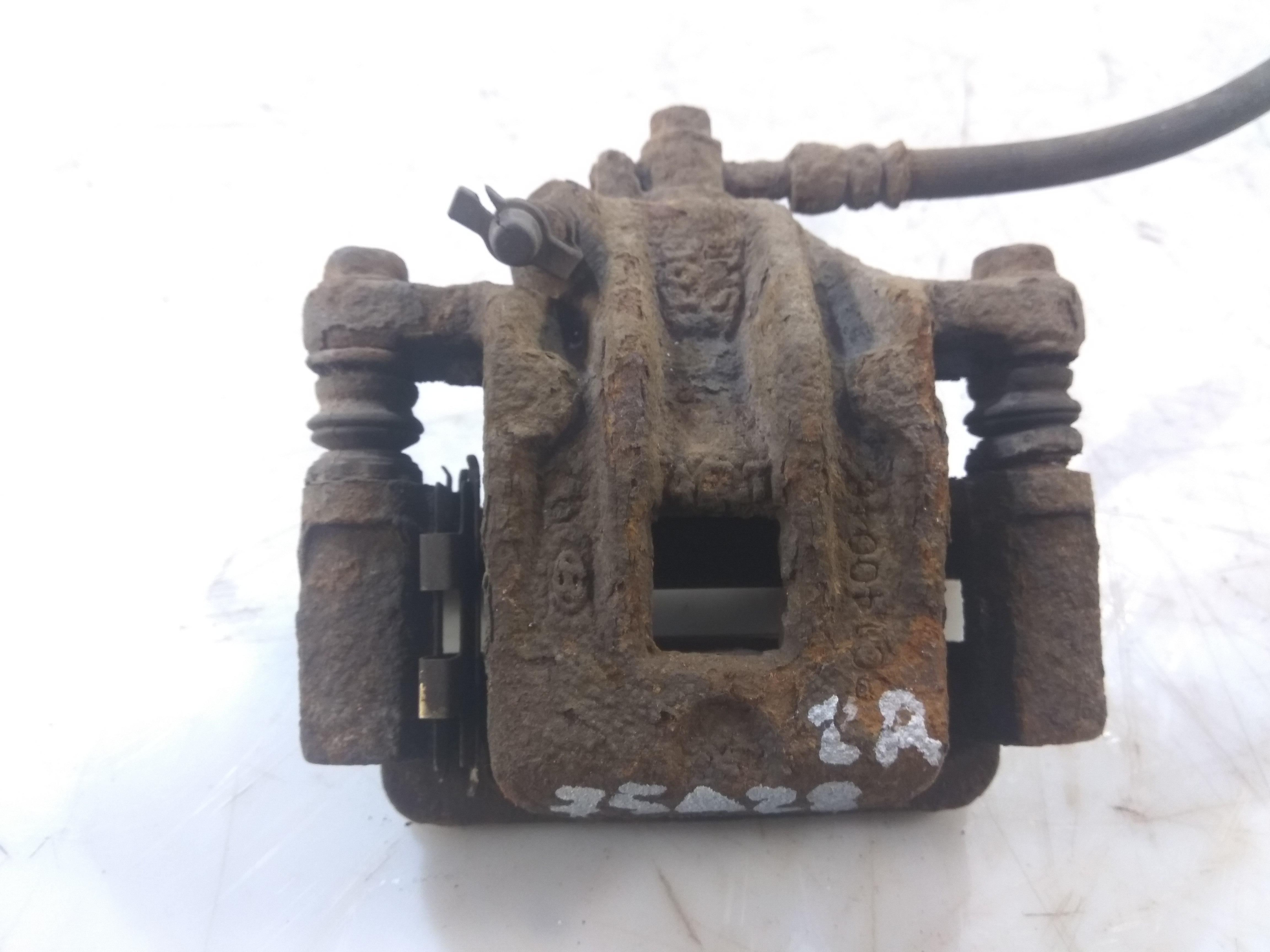 Суппорт тормозной задний правый, HYUNDAI, SANTA FE 1, 2004