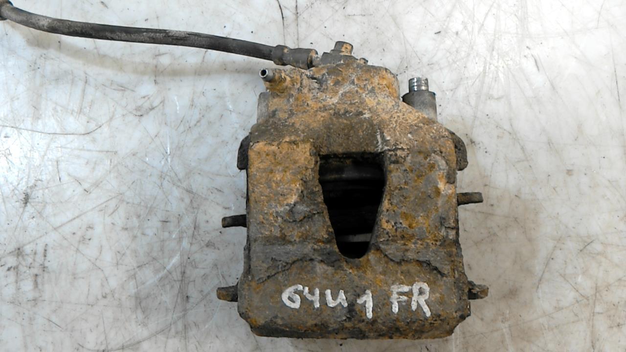 Суппорт тормозной передний правый, VOLKSWAGEN, CADDY 3, 2005