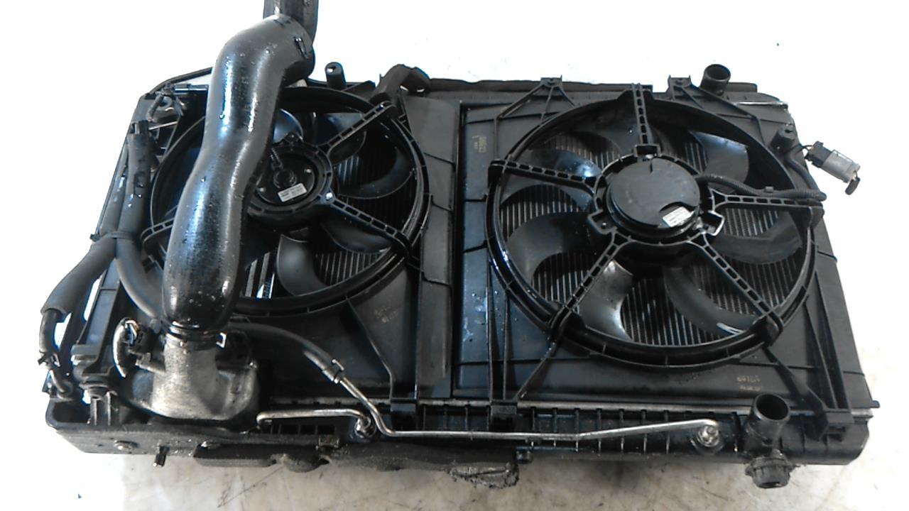 Вентилятор радиатора, KIA, CARNIVAL 2, 2011