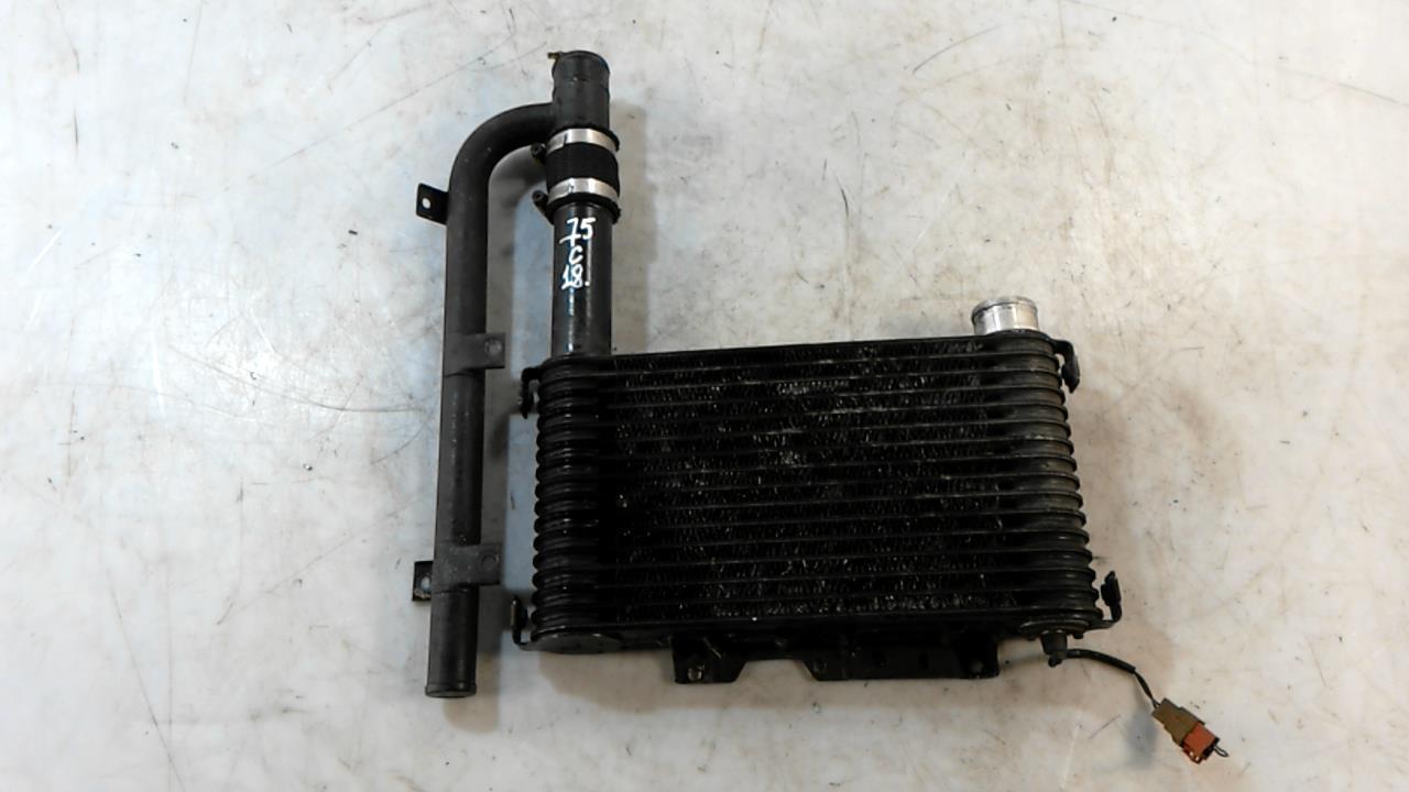 Радиатор интеркуллера, MITSUBISHI, PAJERO SPORT 1, 2001