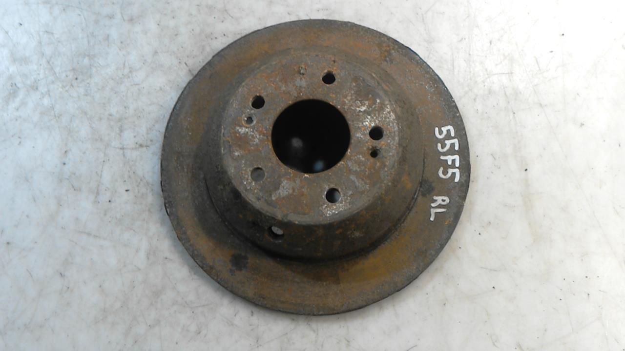 Диск тормозной задний, KIA, SORENTO 2, 2012