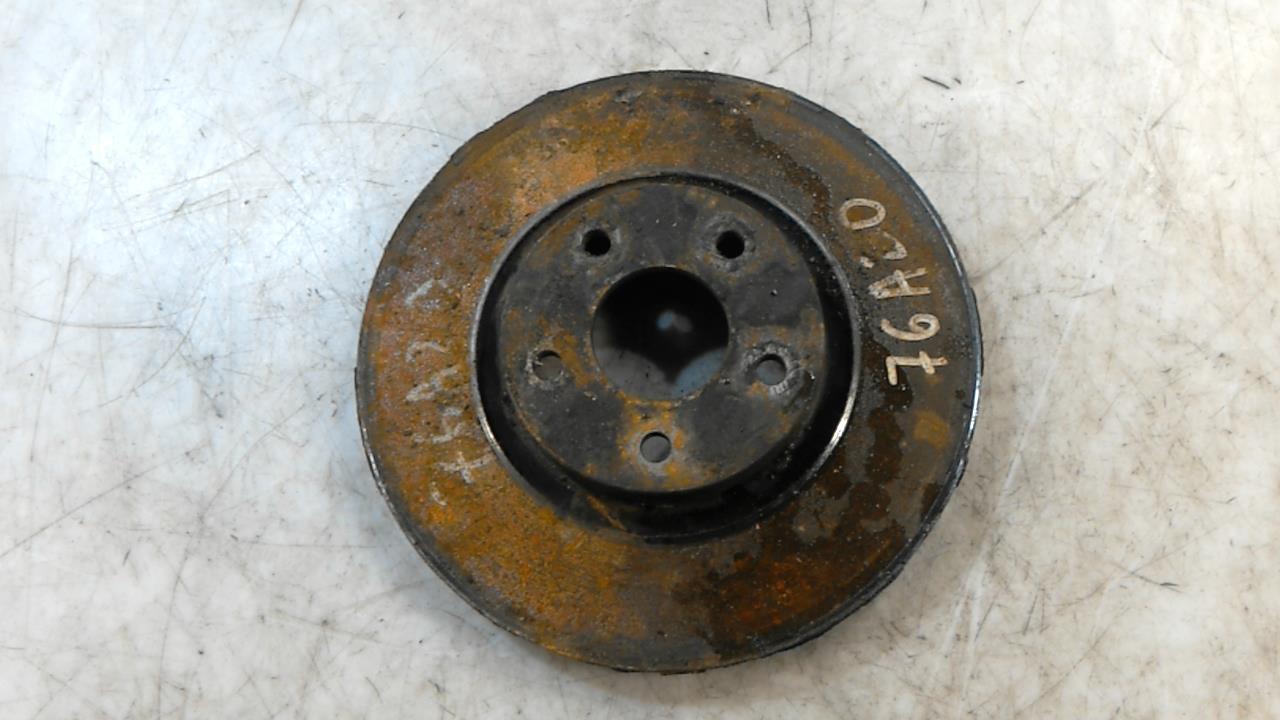 Диск тормозной передний, FORD, KUGA, 2009