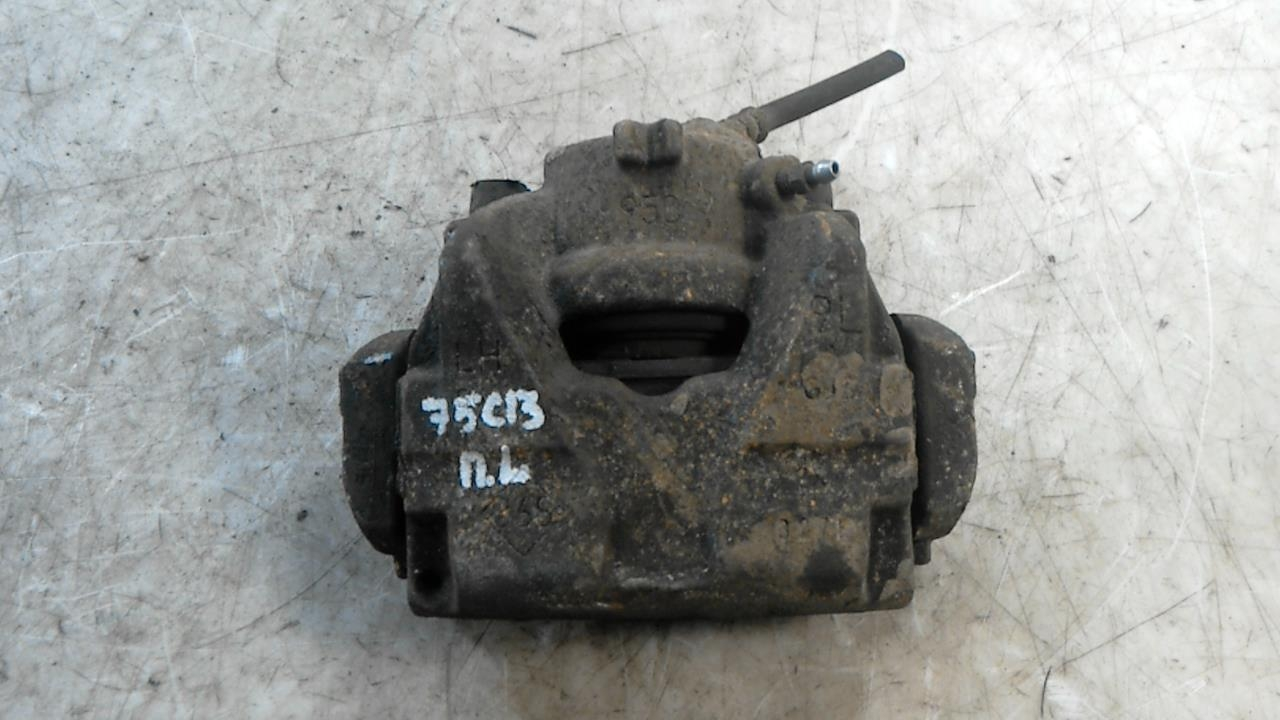 Суппорт тормозной передний левый, RENAULT, MEGANE 3, 2010