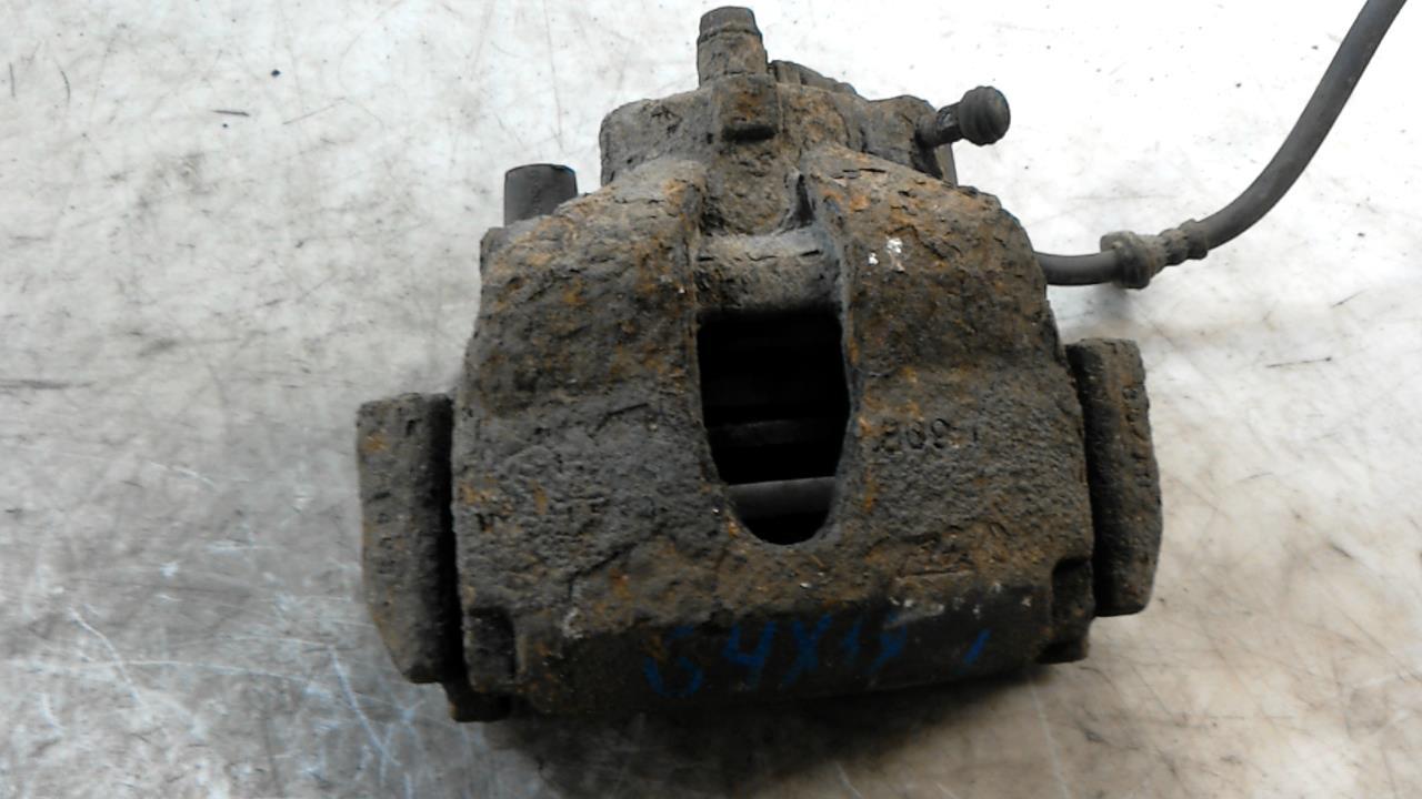 Суппорт тормозной передний левый, HONDA, ACCORD 7, 2005