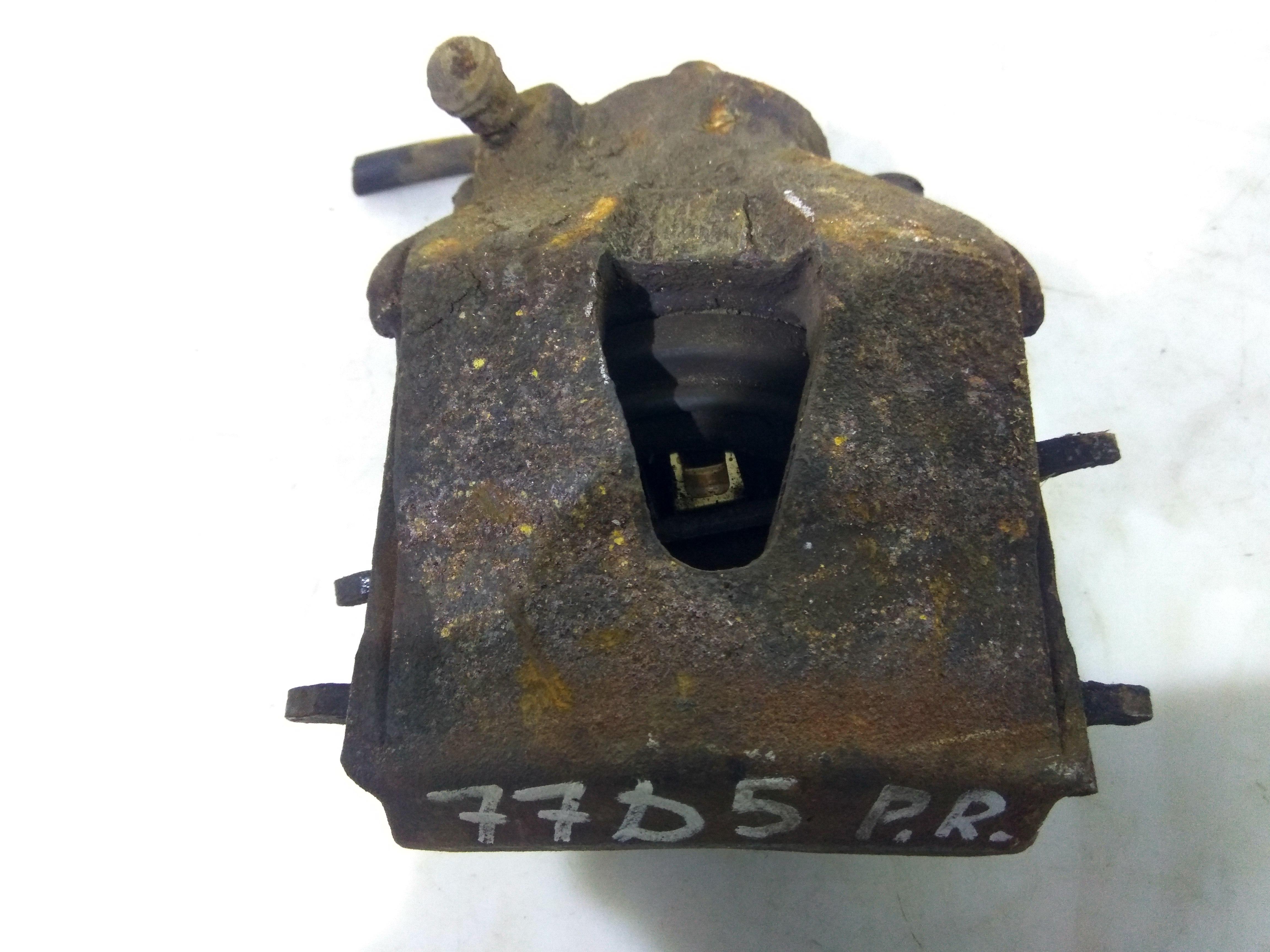 Суппорт тормозной передний правый, SKODA, OCTAVIA A5, 2011