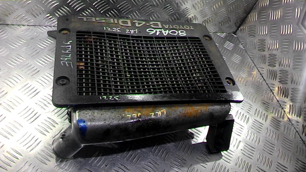Радиатор интеркуллера, TOYOTA, RAV 4 ZCA2, 2001