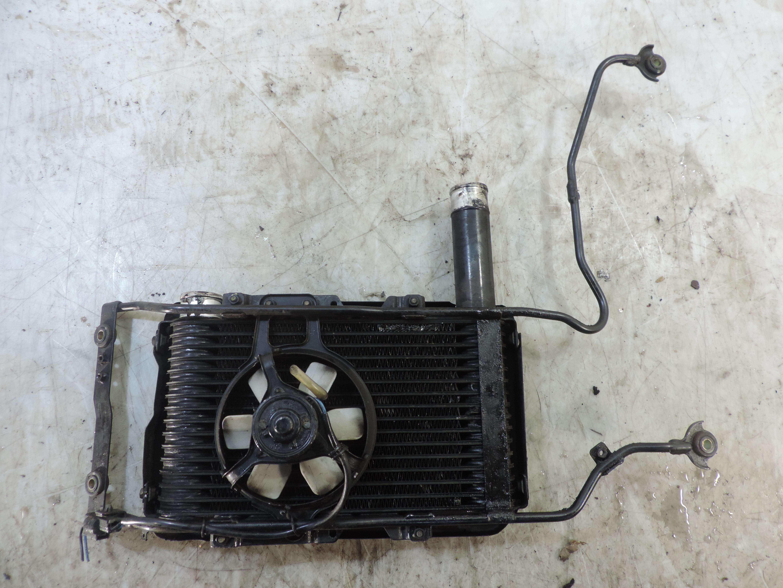 Радиатор интеркуллера, MITSUBISHI, PAJERO SPORT 1, 2005