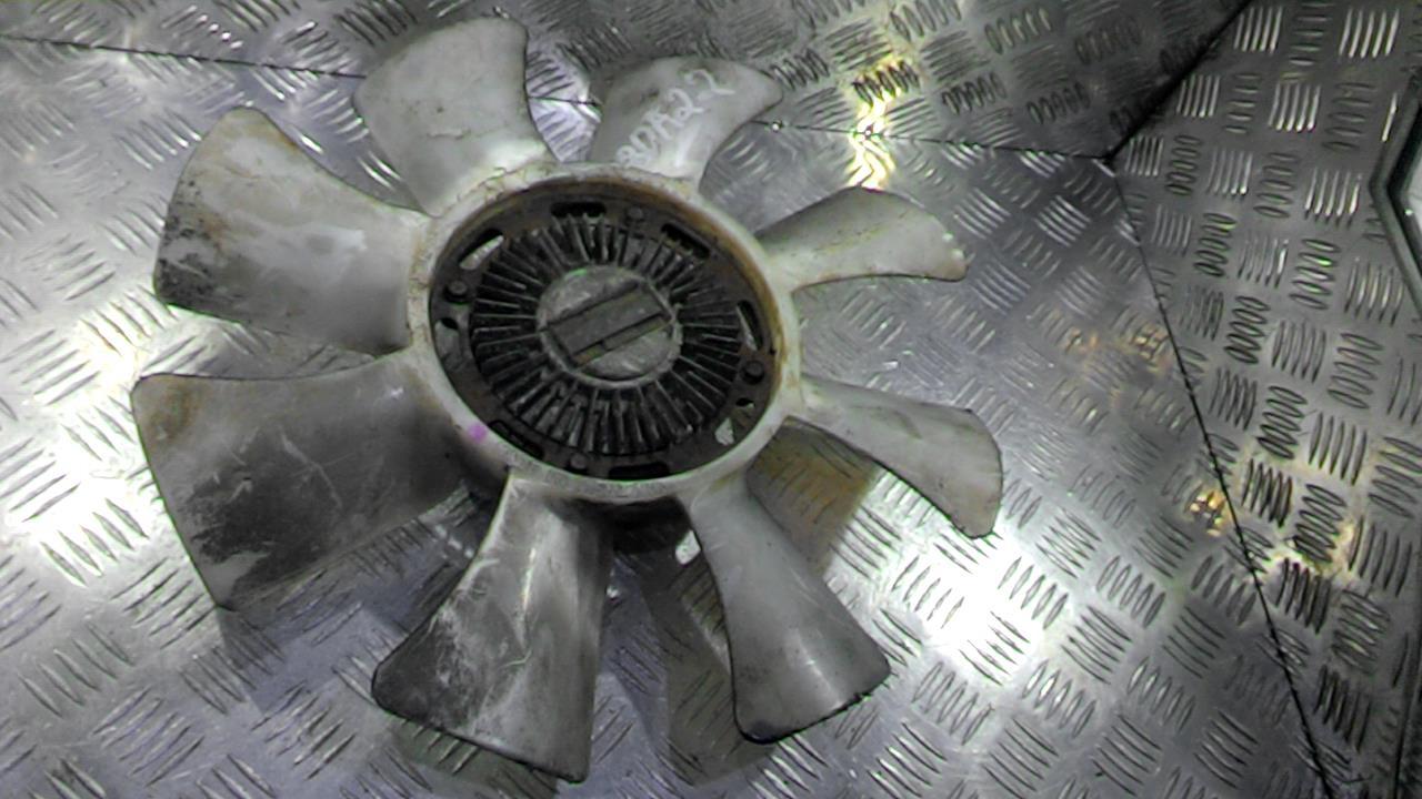 Вискомуфта дизельная, MITSUBISHI, L200 K7T, 1996