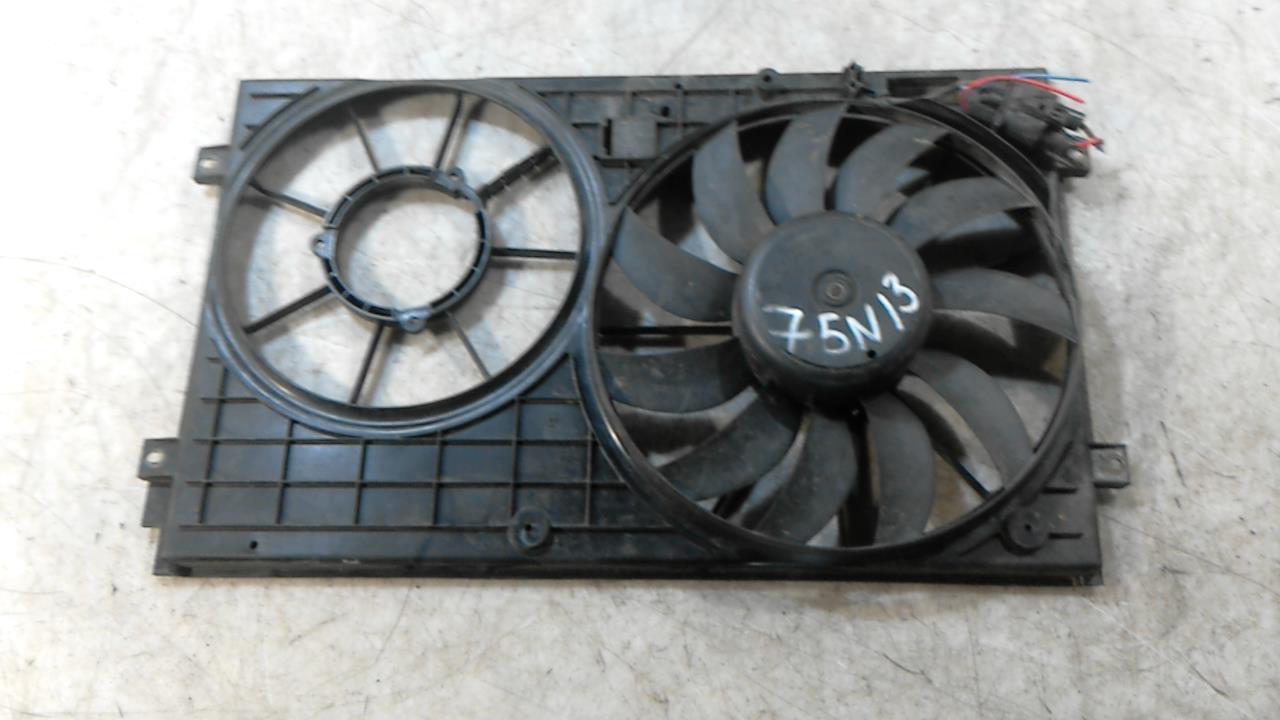 Вентилятор радиатора, VOLKSWAGEN, GOLF 5, 2004