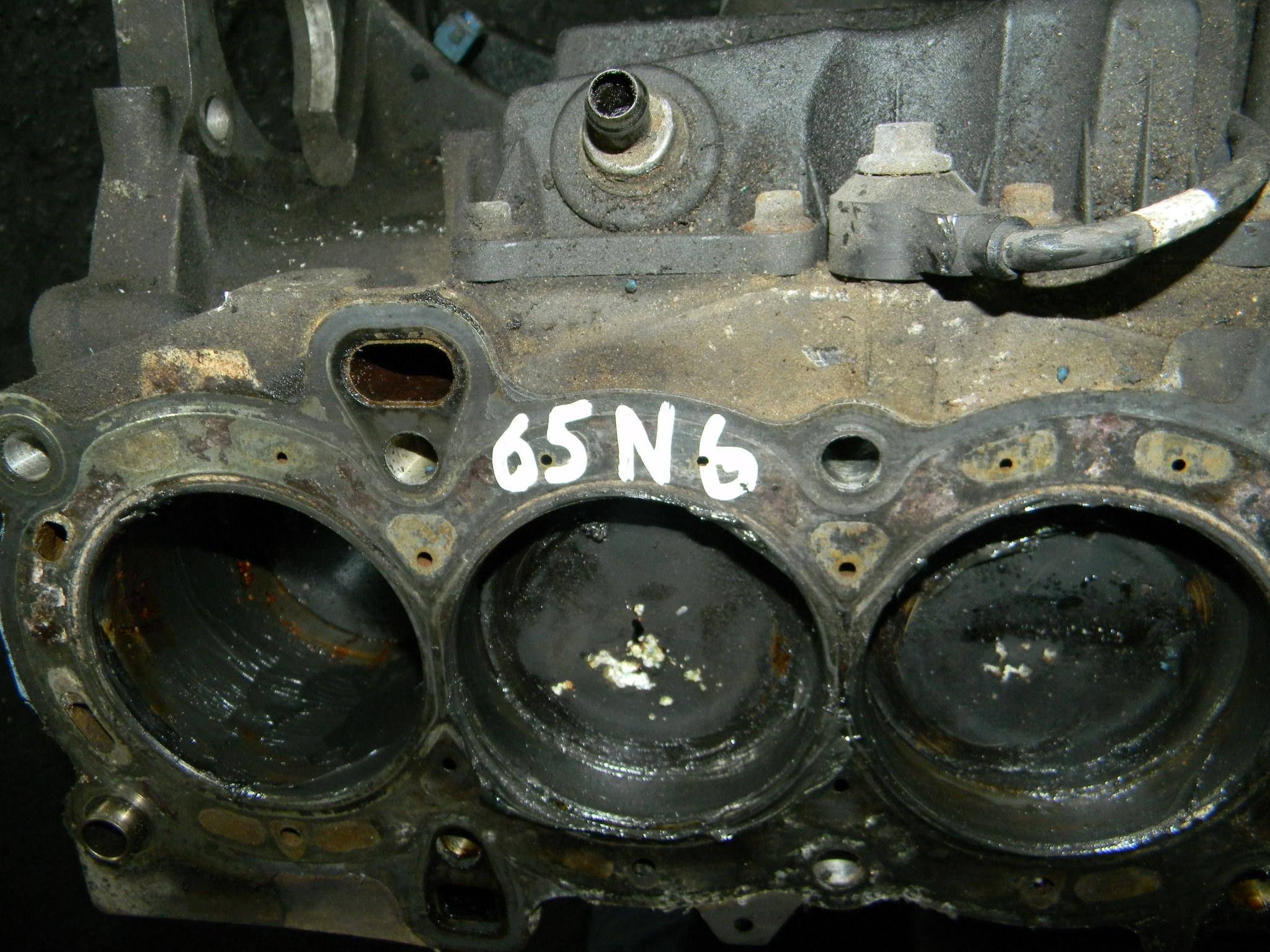 Блок цилиндров бензиновый, FORD, FOCUS 2, 2005