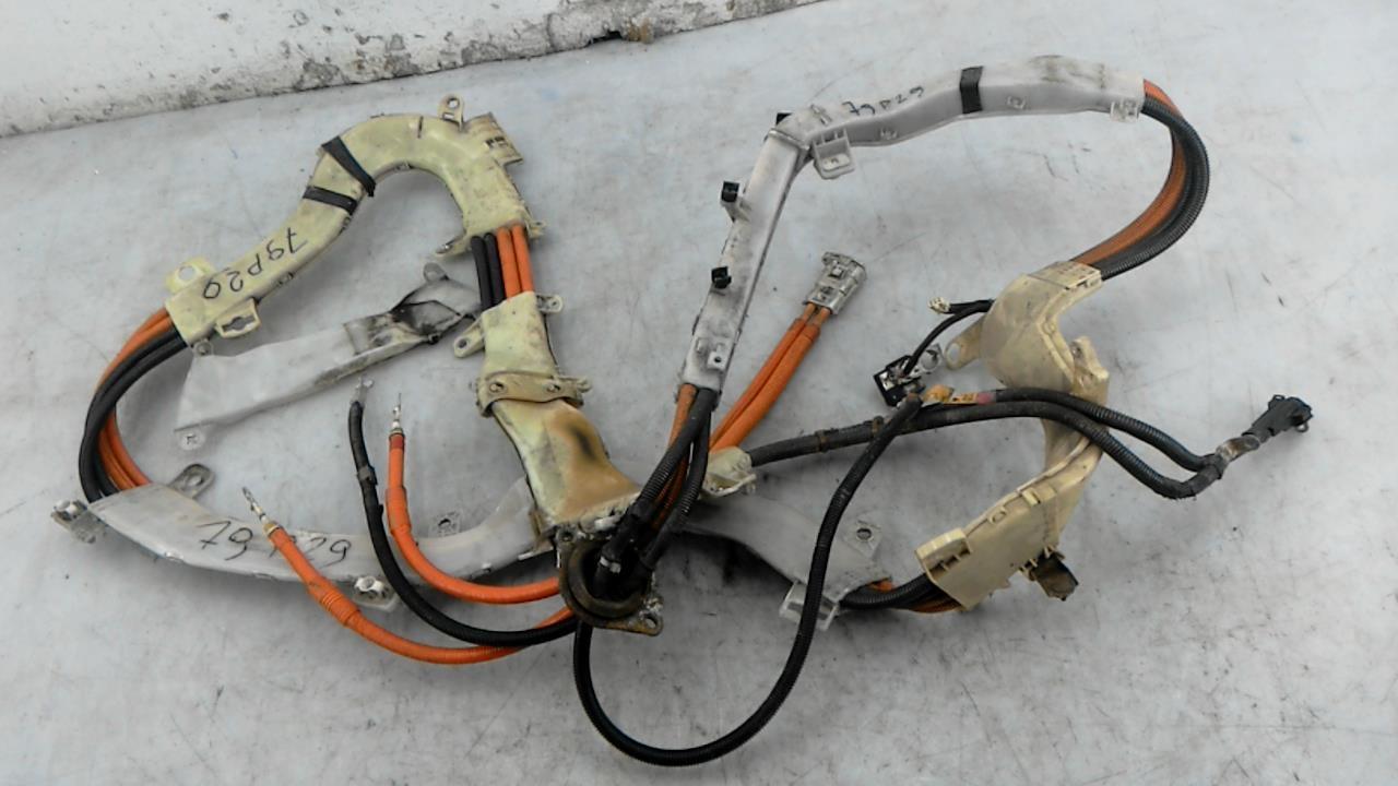 Электропроводка бензиновая, LEXUS, GS 3, 2006