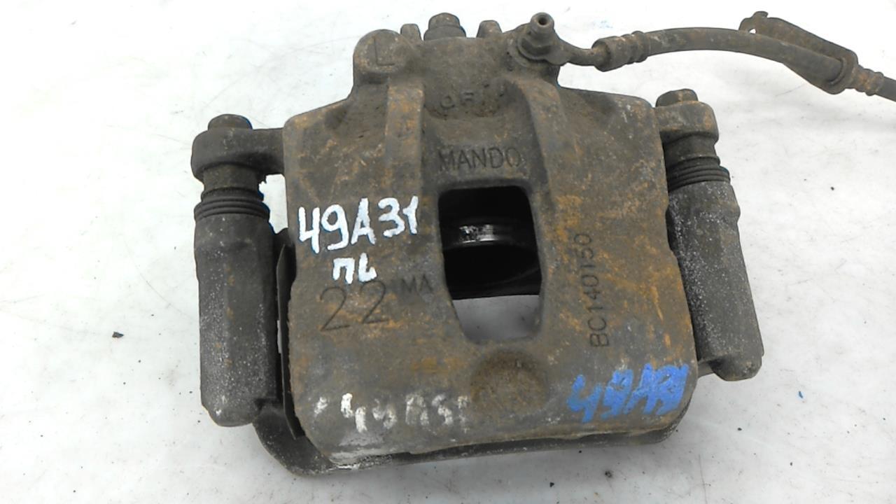 Суппорт тормозной передний левый, HYUNDAI, I20 PB, 2010