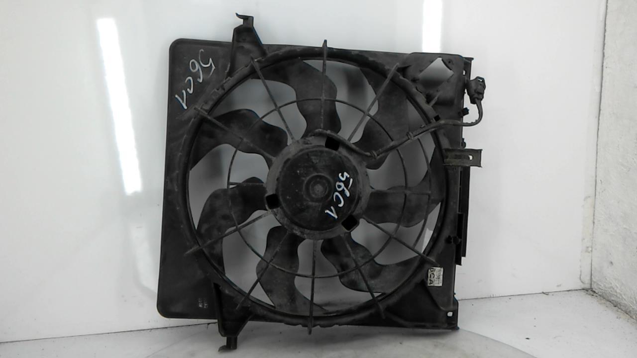 Вентилятор радиатора, HYUNDAI, I30 FD, 2009