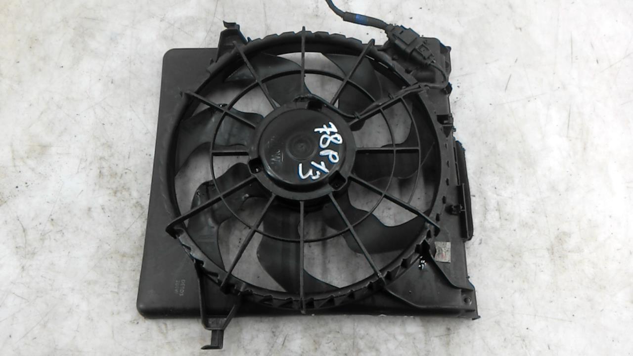 Вентилятор радиатора, HYUNDAI, I30 FD, 2008