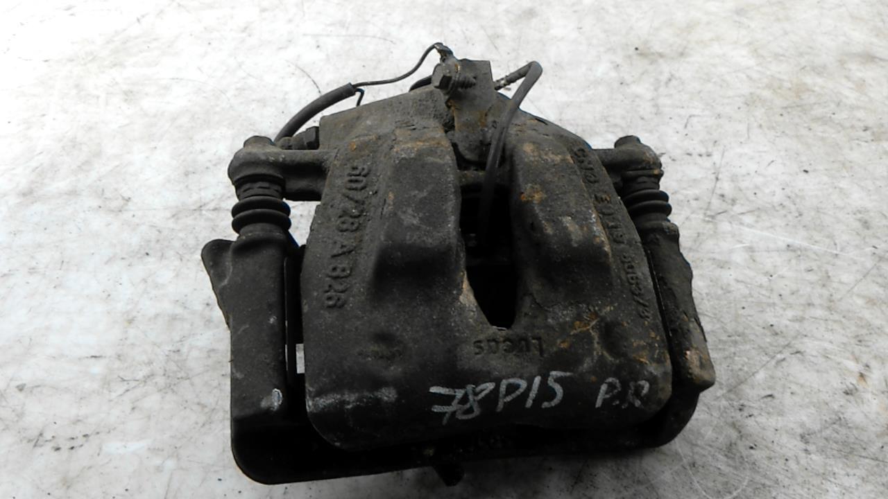 Суппорт тормозной передний правый, CITROEN, C8, 2004