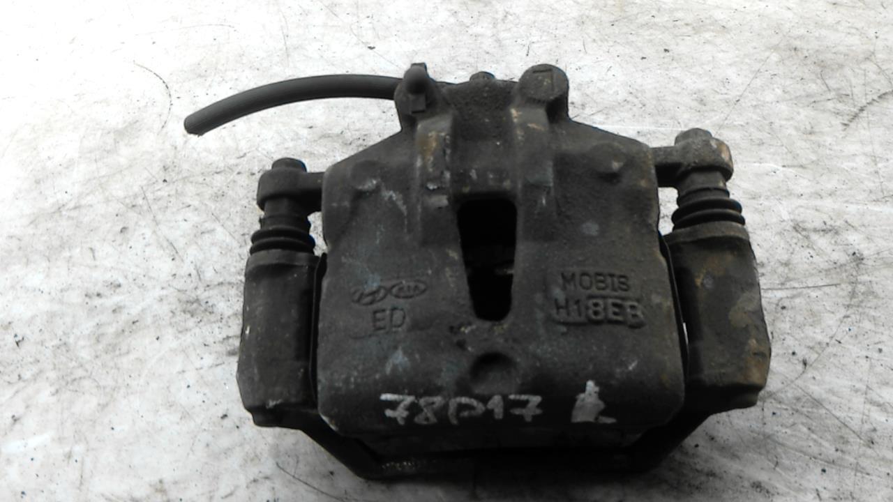 Суппорт тормозной передний левый, HYUNDAI, I30 FD, 2008