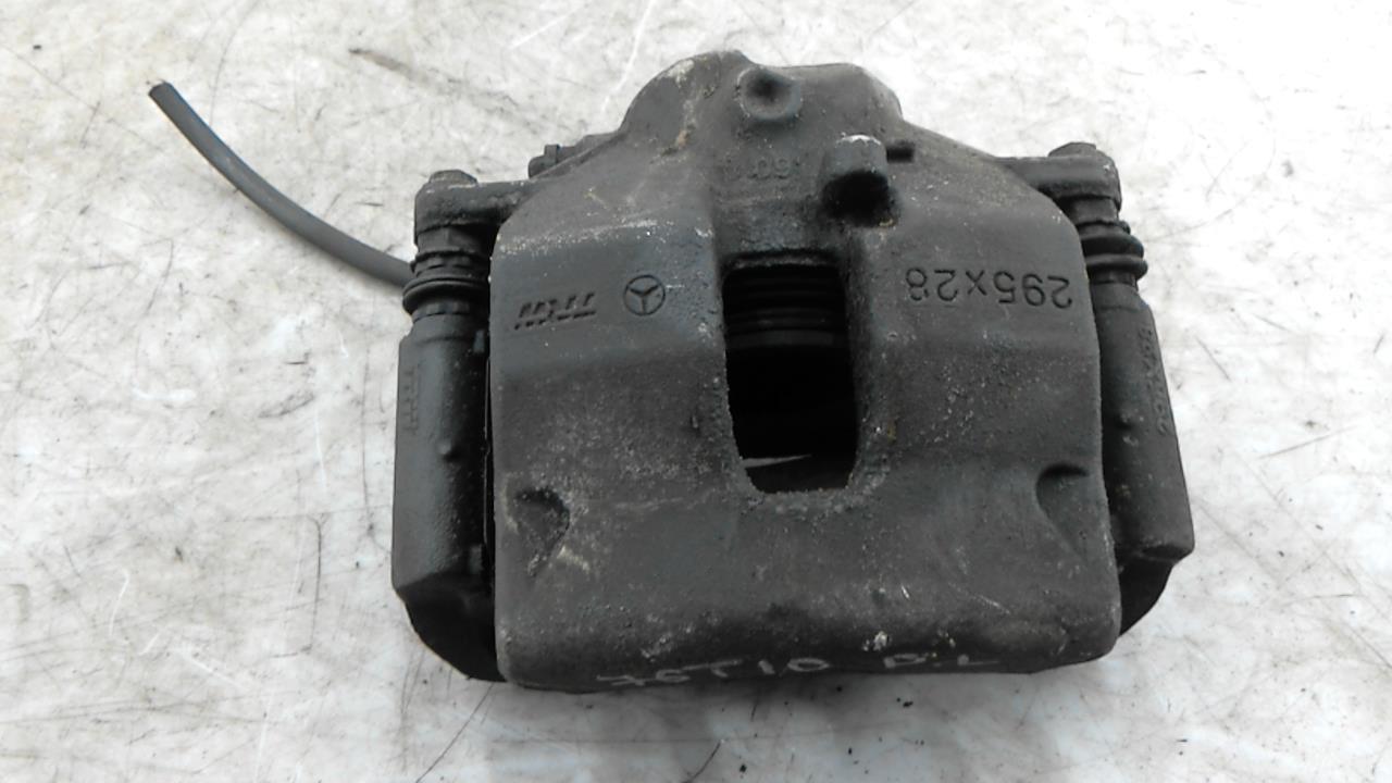 Суппорт тормозной передний левый, MERCEDES BENZ, E-CLASS W212, 2012