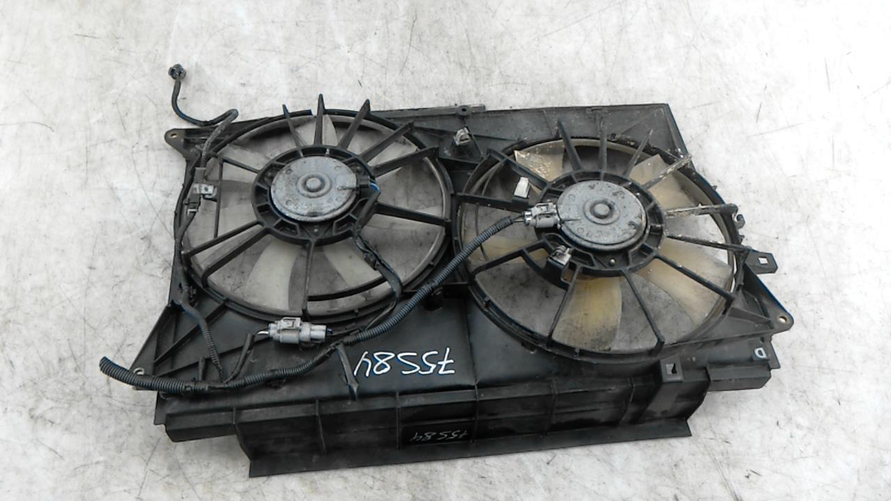 Вентилятор радиатора, TOYOTA, RAV 4 ZSA3, 2006