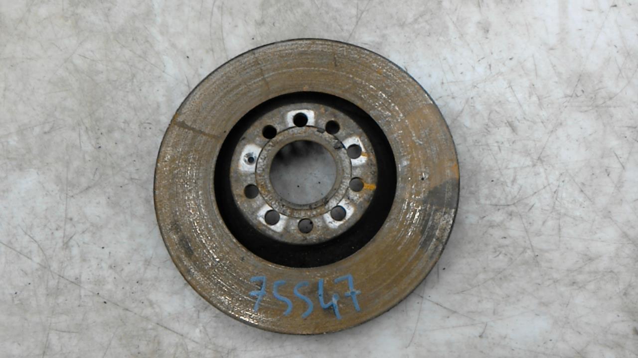 Диск тормозной передний, AUDI, A4 B7, 2007