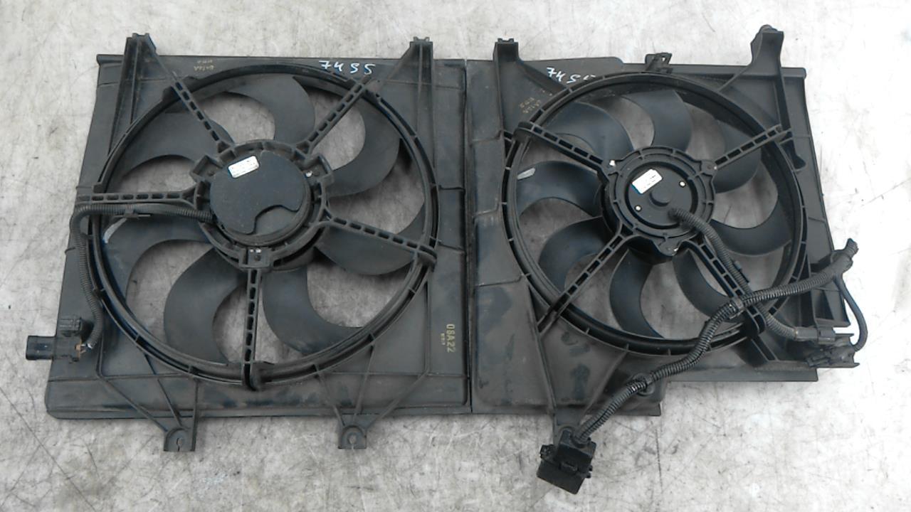 Вентилятор радиатора, KIA, CARNIVAL 2, 2008