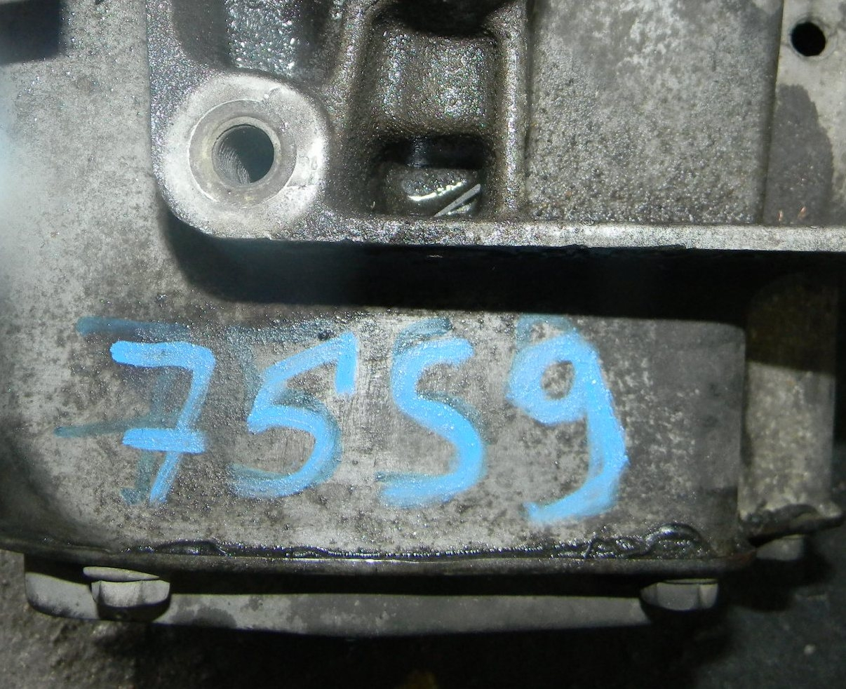КПП-робот, CITROEN, C4 GRAND PICASSO 1, 2007