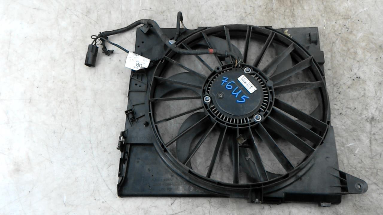Вентилятор радиатора, JAGUAR, XF, 2009