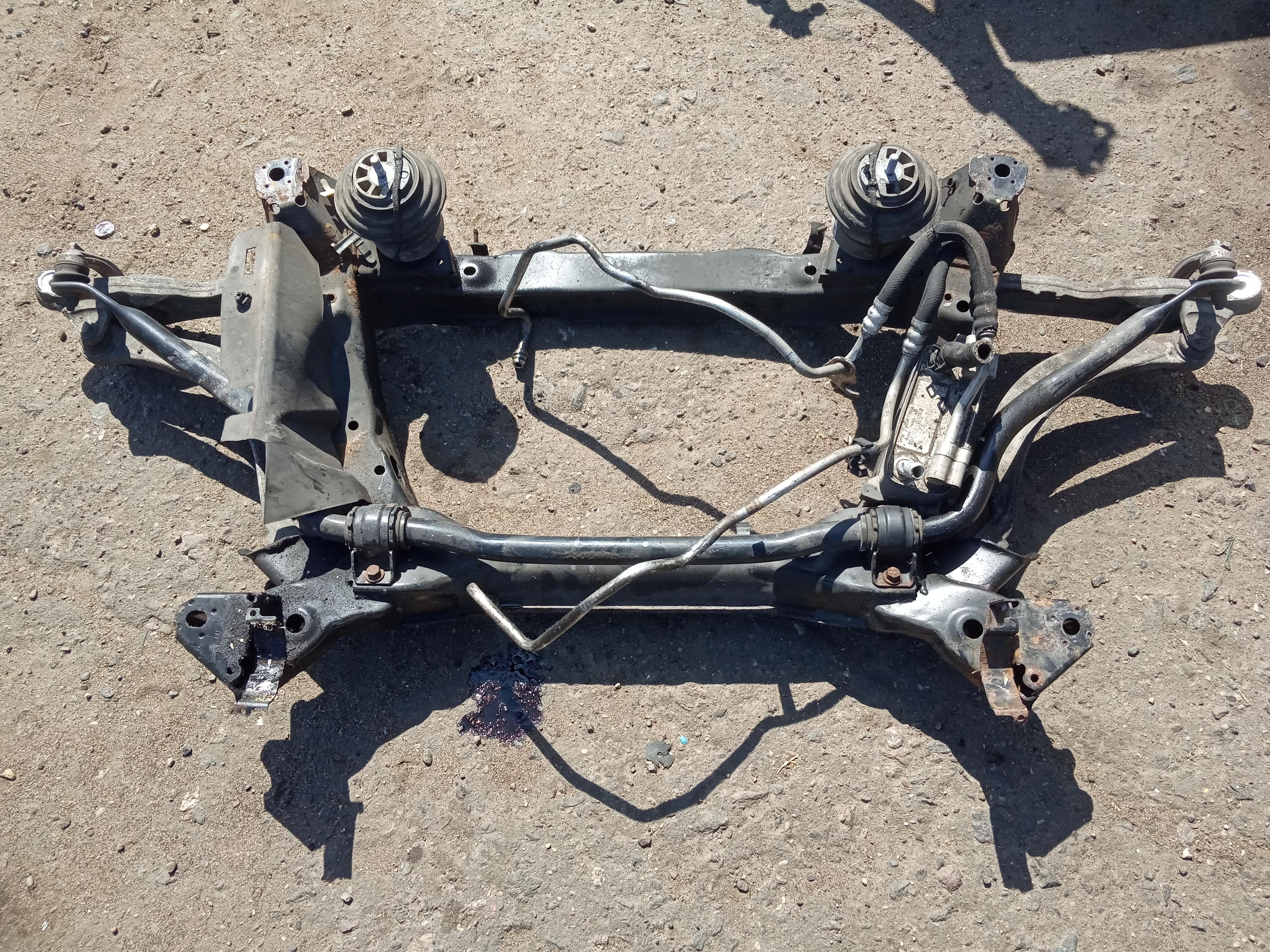 Балка подвески передняя, JAGUAR, XF, 2009