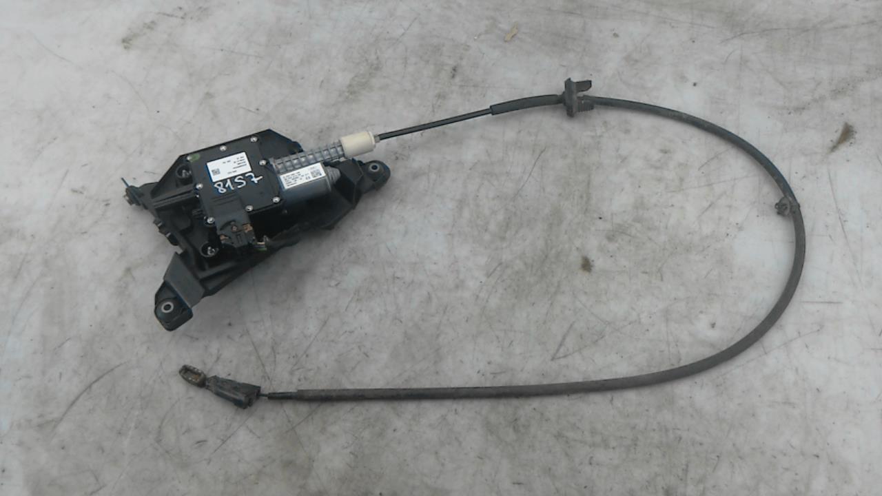 Стояночный тормоз электронный, CITROEN, C4 GRAND PICASSO 1, 2010