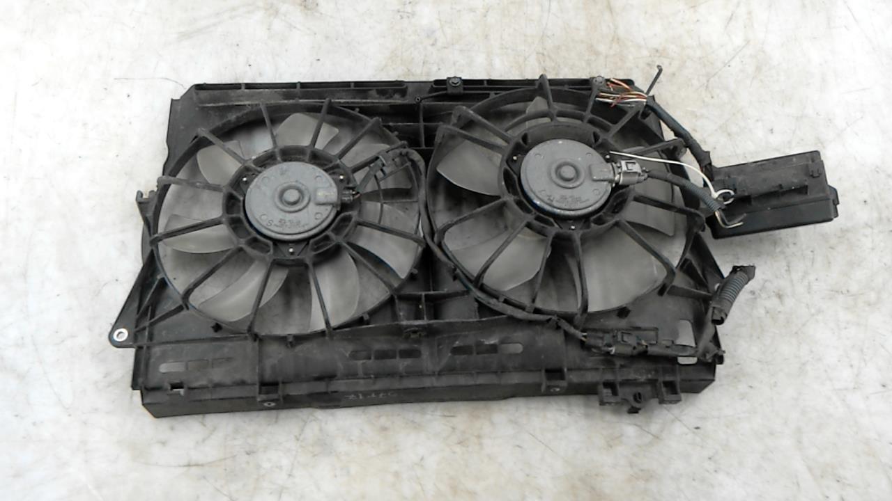 Вентилятор радиатора, TOYOTA, AVENSIS T25, 2008