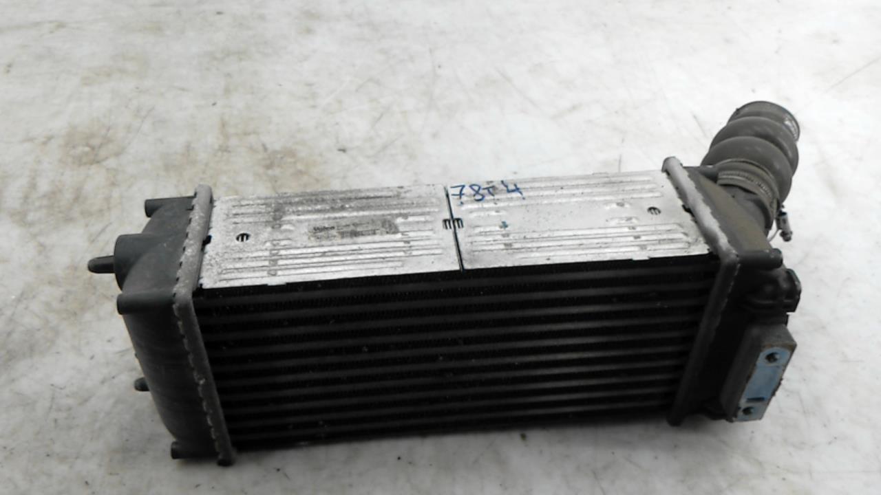 Радиатор интеркуллера, PEUGEOT, 307, 2008
