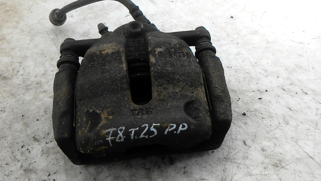 Суппорт тормозной передний правый, RENAULT, KANGOO 2, 2011