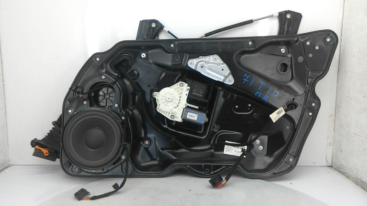 Стеклоподъемник передний правый, VOLKSWAGEN, PASSAT B6, 2007