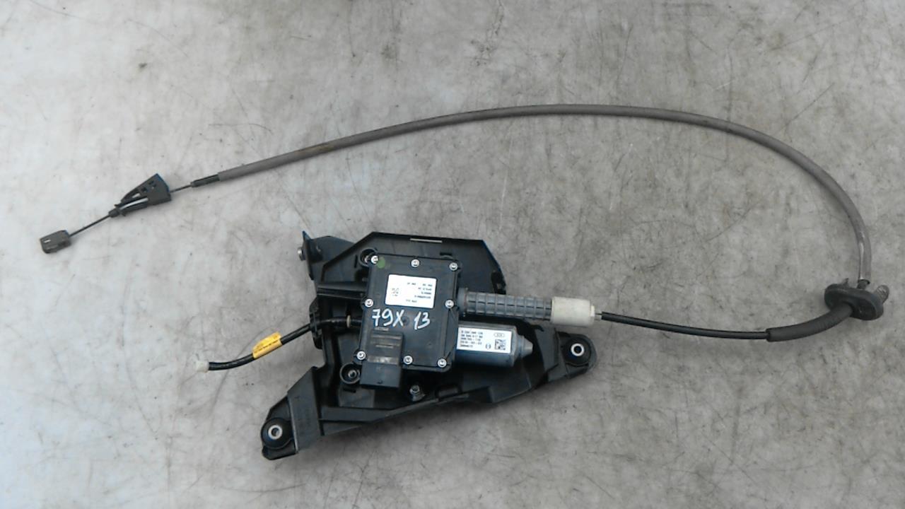 Стояночный тормоз электронный, PEUGEOT, 3008, 2011