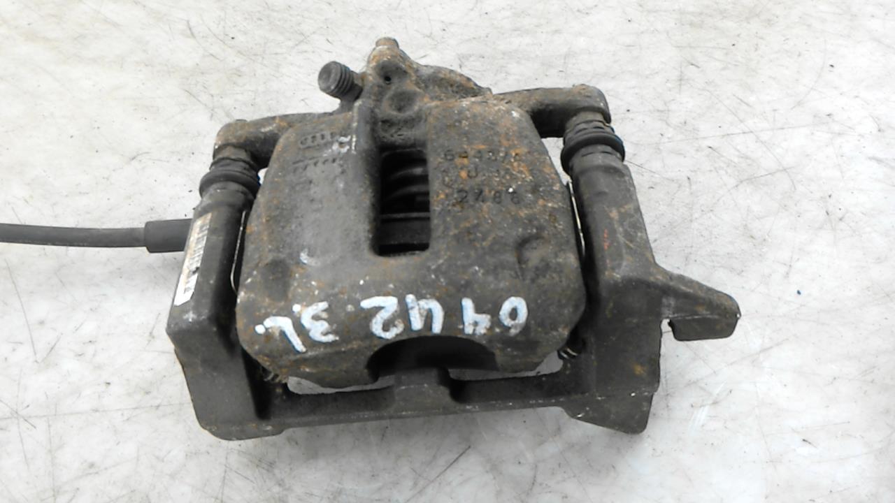 Суппорт тормозной задний левый, AUDI, A4 B8, 2009