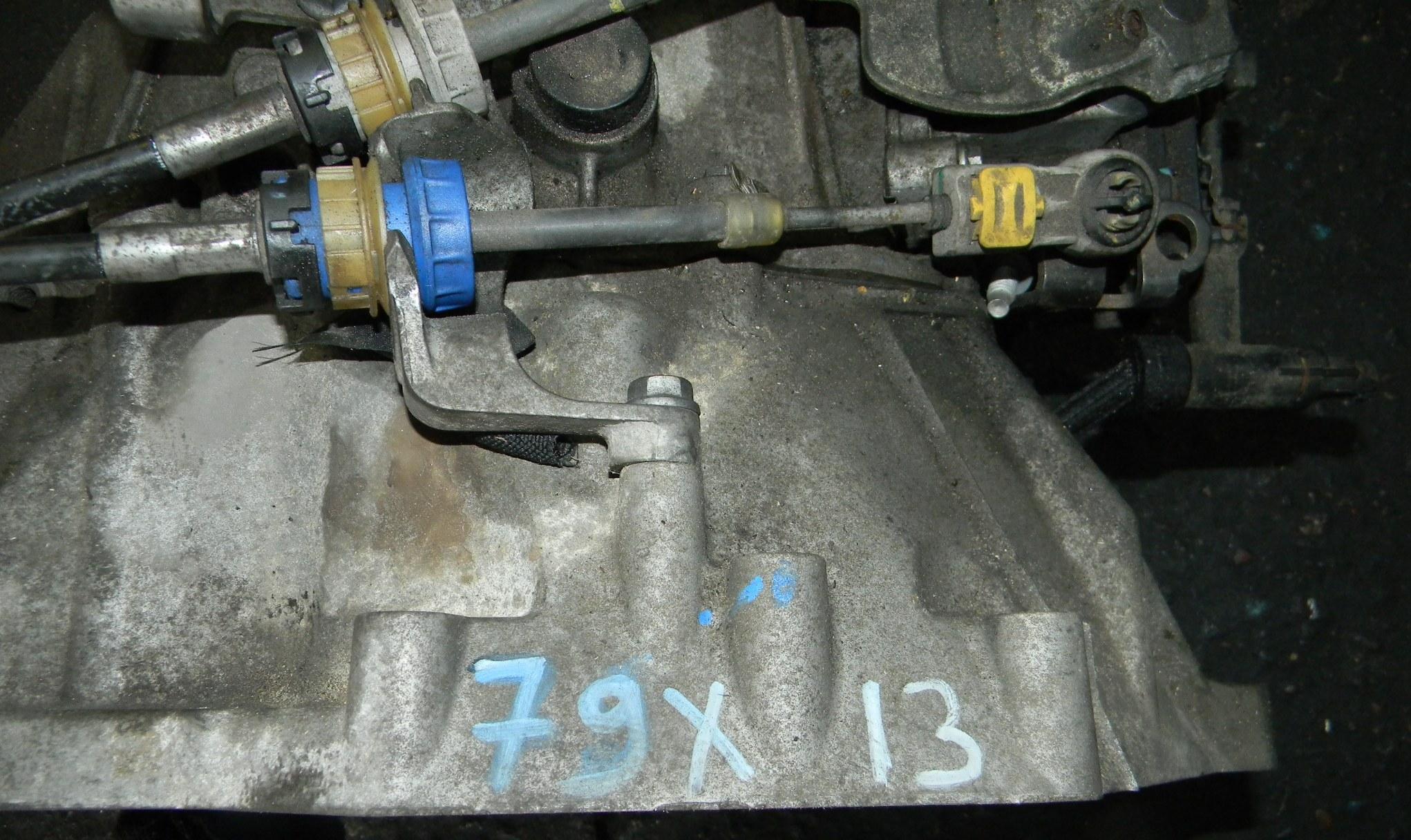КПП 6ст., PEUGEOT, 3008, 2011