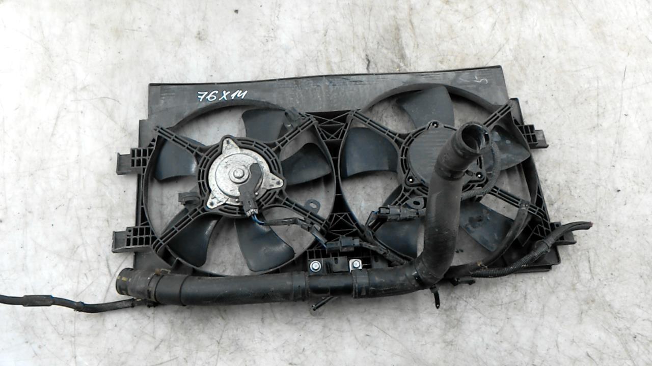 Вентилятор радиатора, CITROEN, C-CROSSER, 2010
