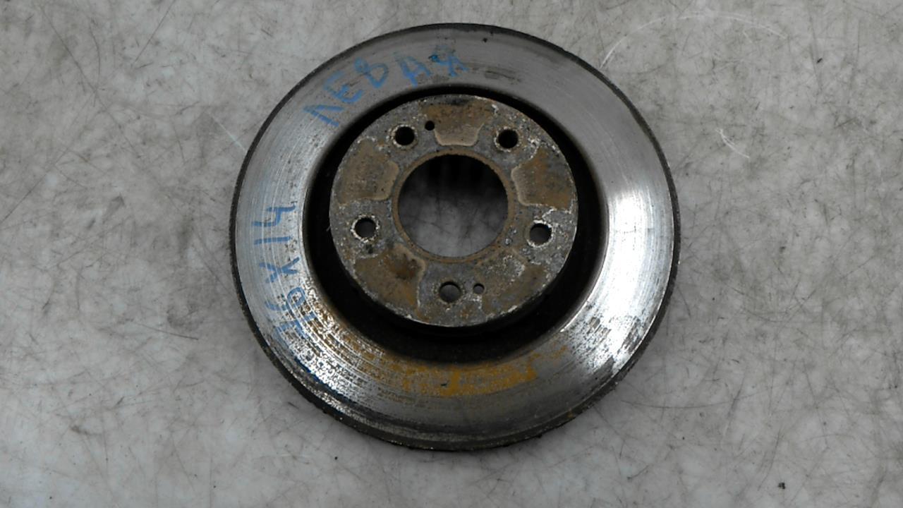 Диск тормозной передний, CITROEN, C-CROSSER, 2010