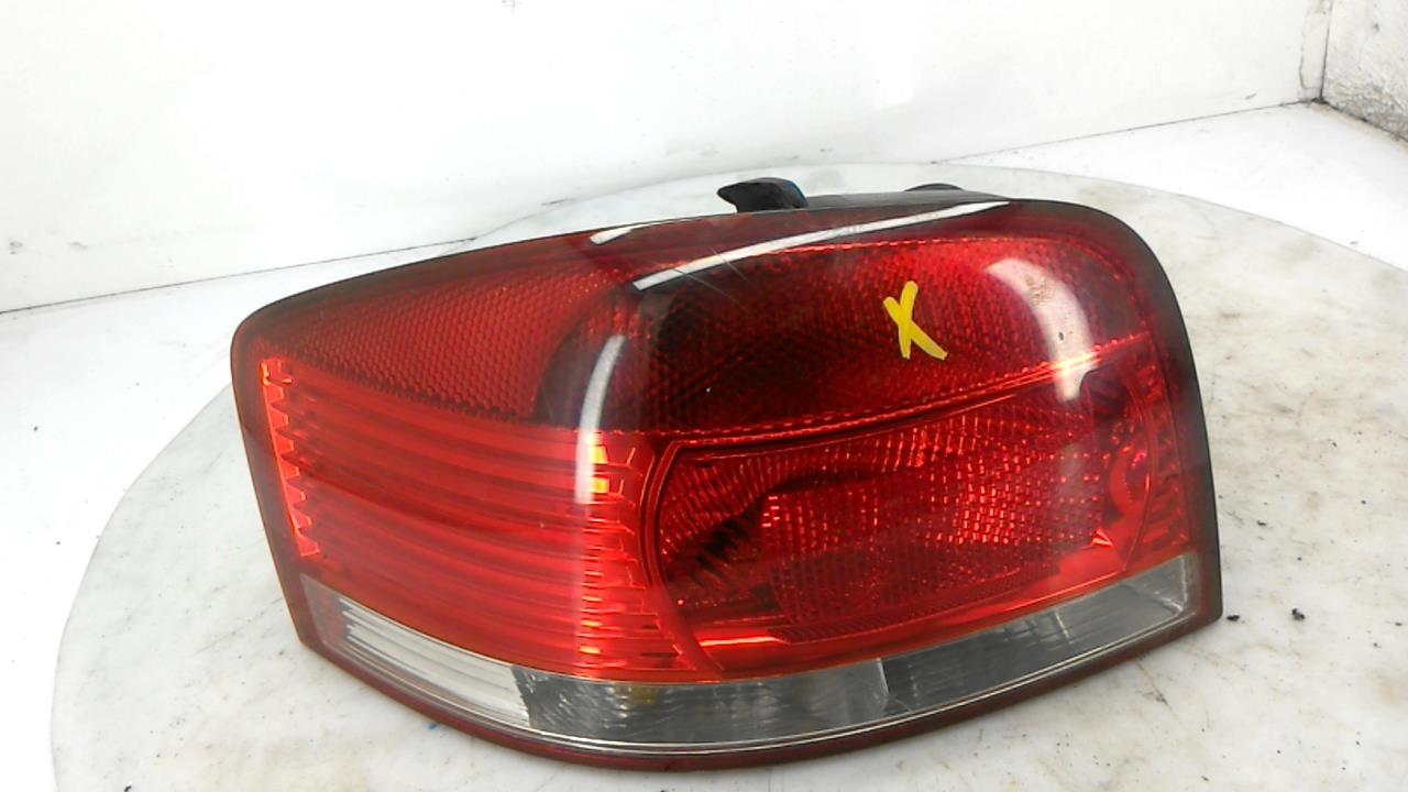Фонарь задний левый, AUDI, A3 8P, 2005