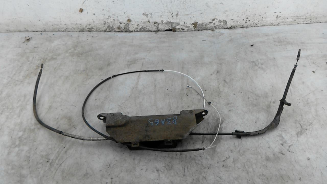 Стояночный тормоз электронный, RENAULT, LAGUNA 2, 2007