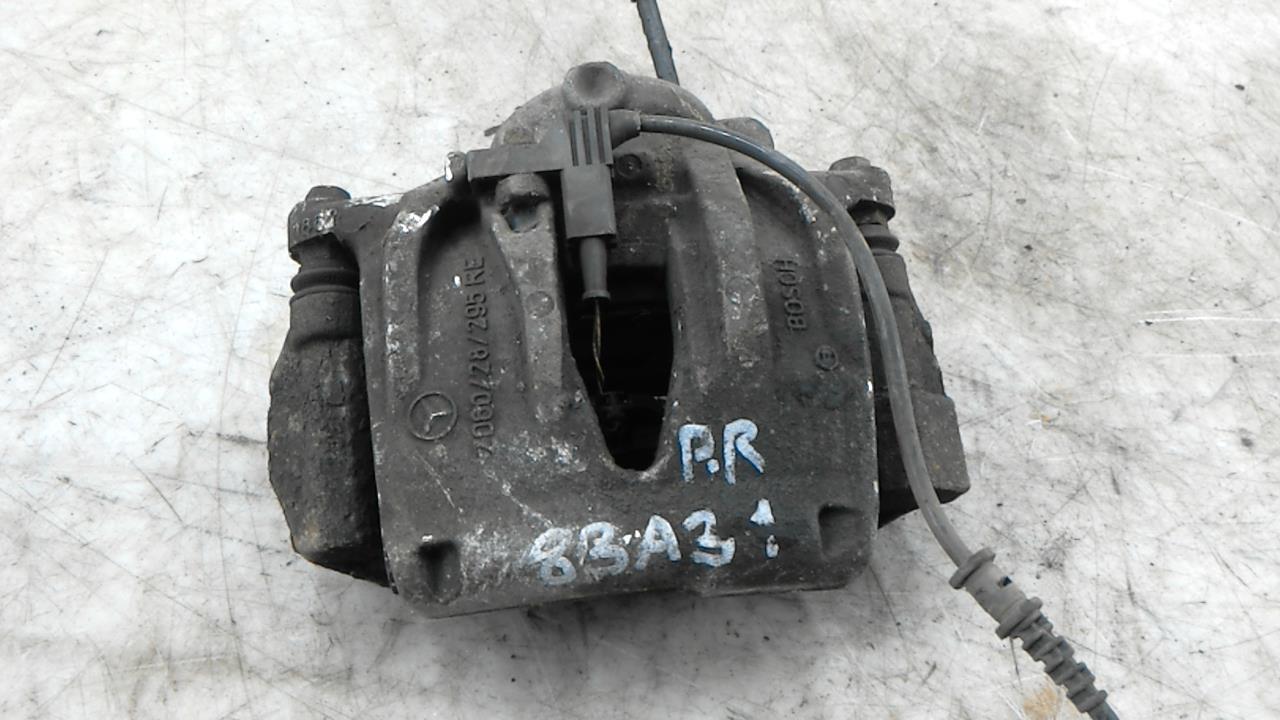 Суппорт тормозной передний правый, MERCEDES BENZ, E-CLASS W211, 2004