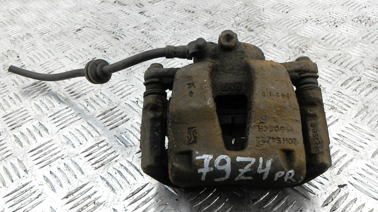 Суппорт тормозной передний правый, OPEL, CORSA D, 2011