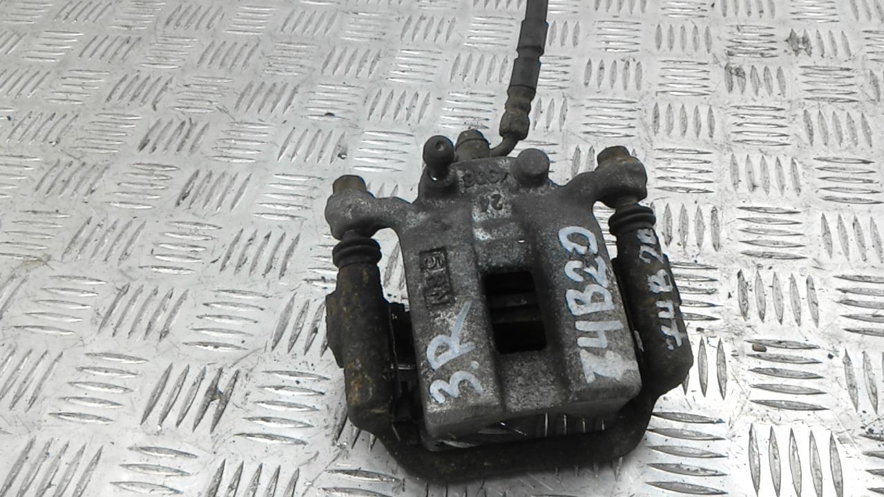 Суппорт тормозной задний правый, NISSAN, MURANO Z50, 2006