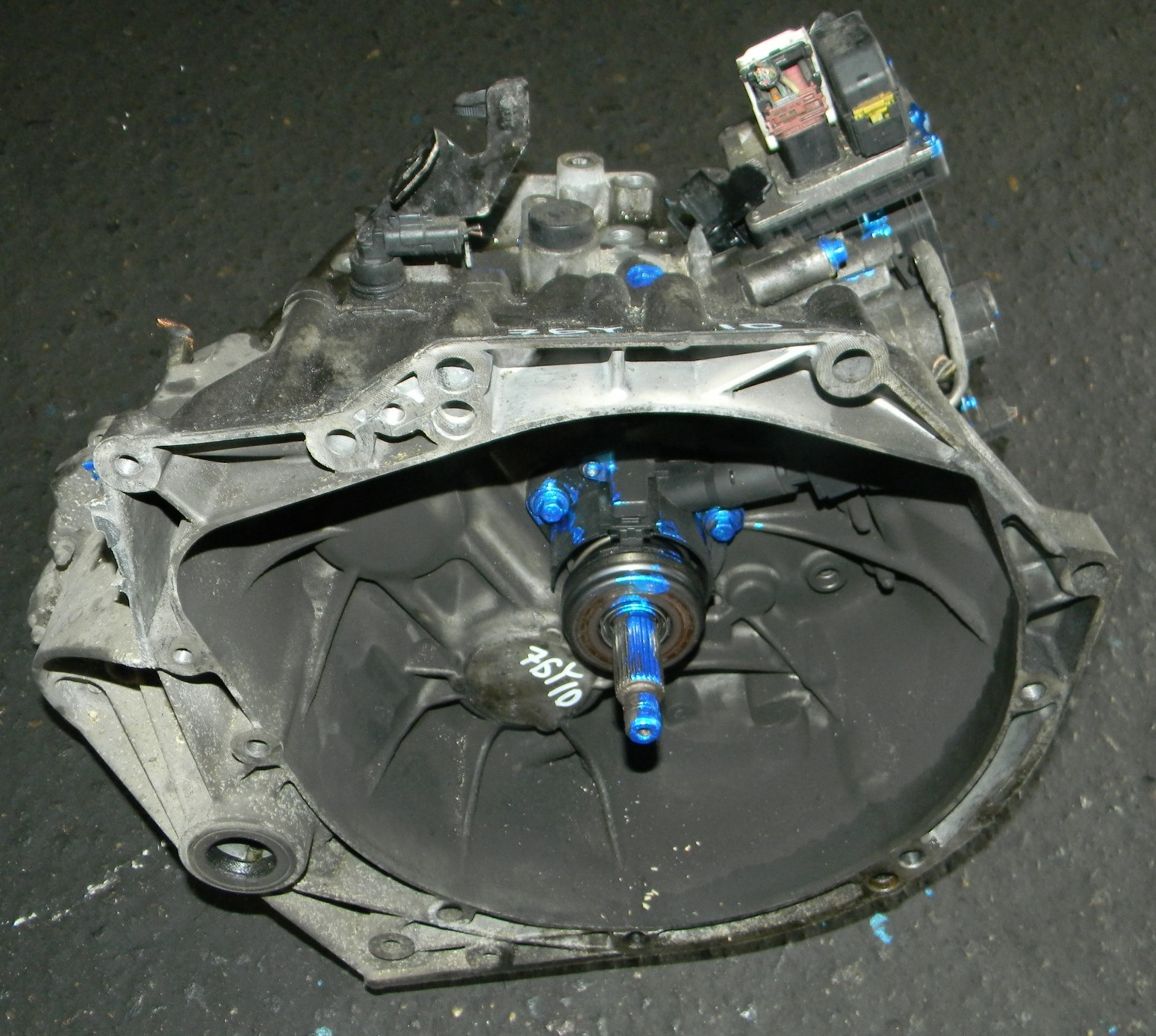 КПП-робот, PEUGEOT, 508 1, 2011
