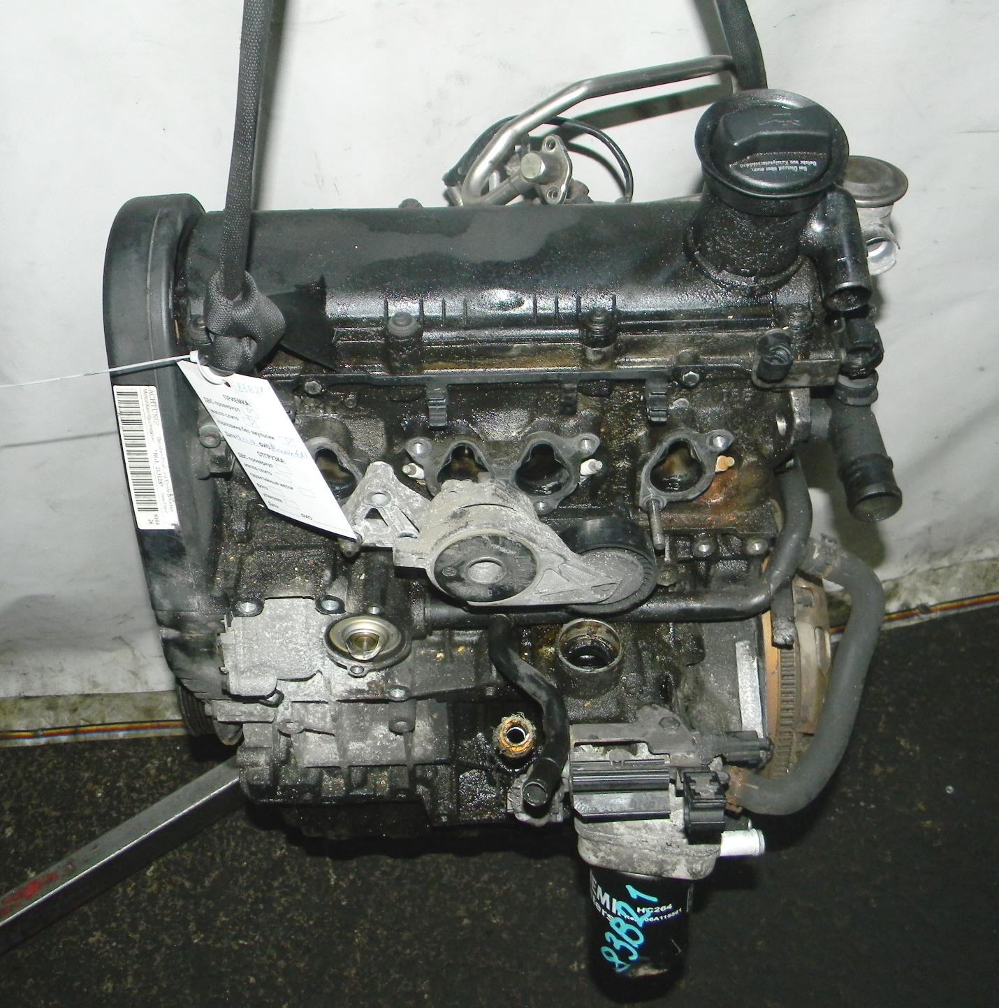 Двигатель бензиновый, AUDI, A3 8P, 2005