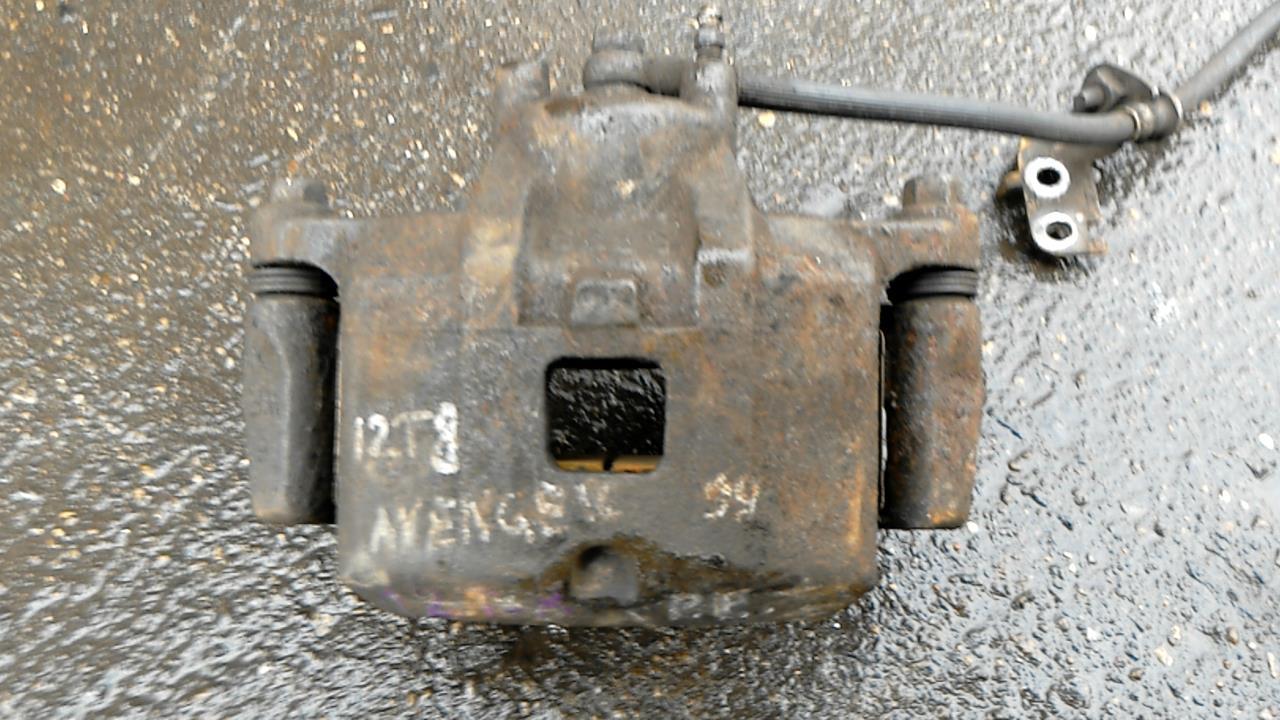 Суппорт тормозной передний правый, DODGE, AVENGER 2, 2009