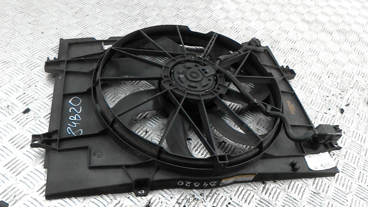 Вентилятор радиатора, HYUNDAI, TUCSON JM, 2005