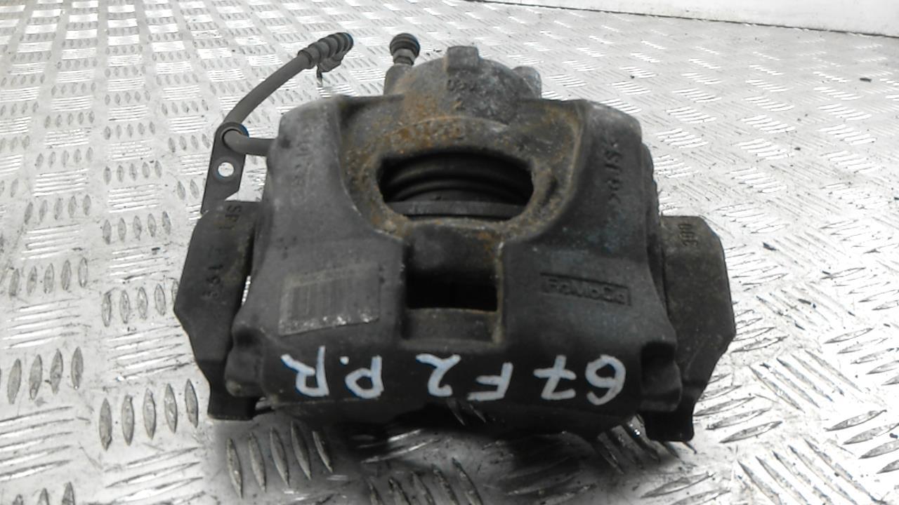Суппорт тормозной передний правый, FORD, MONDEO 5, 2015