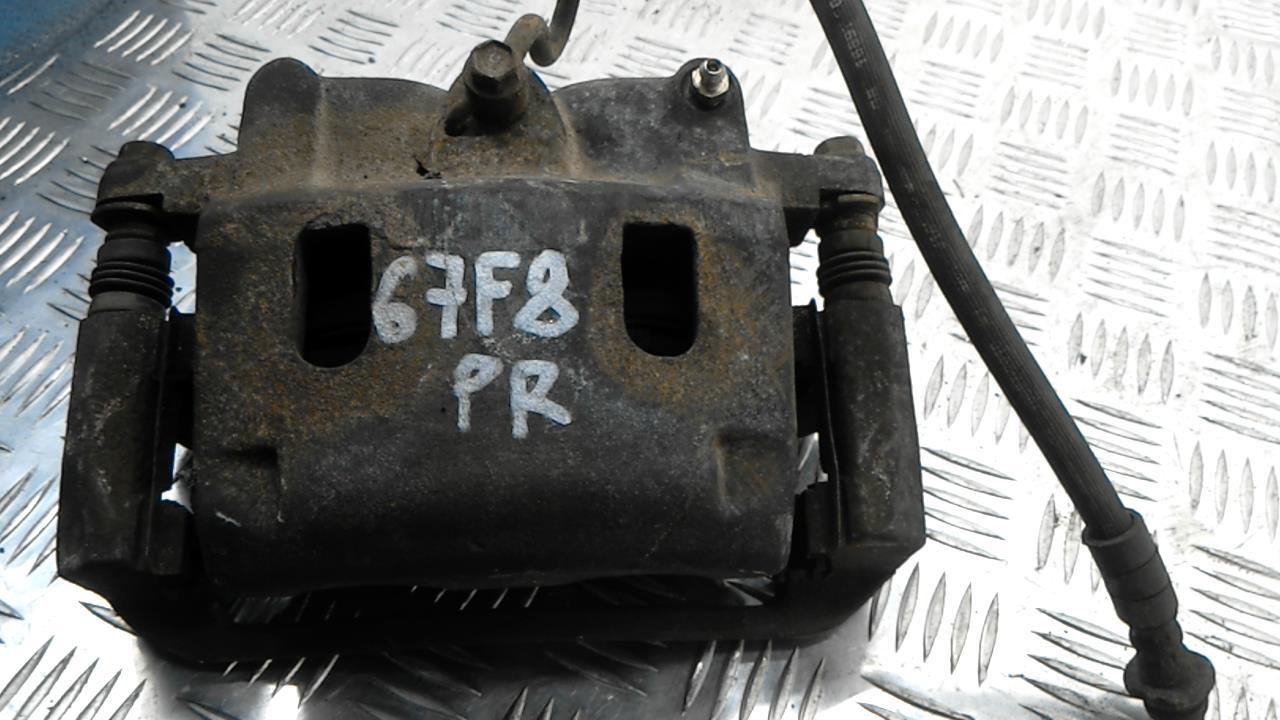 Суппорт тормозной передний правый, INFINITI, QX56 JA60, 2006